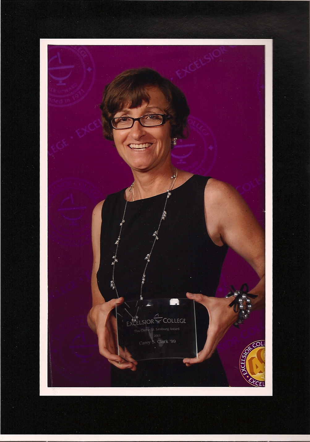 Reflections On The Carrie Lenburg Award And Non